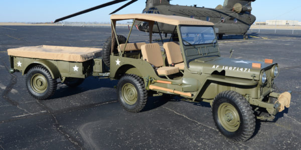 51 Willys M38 Jeep