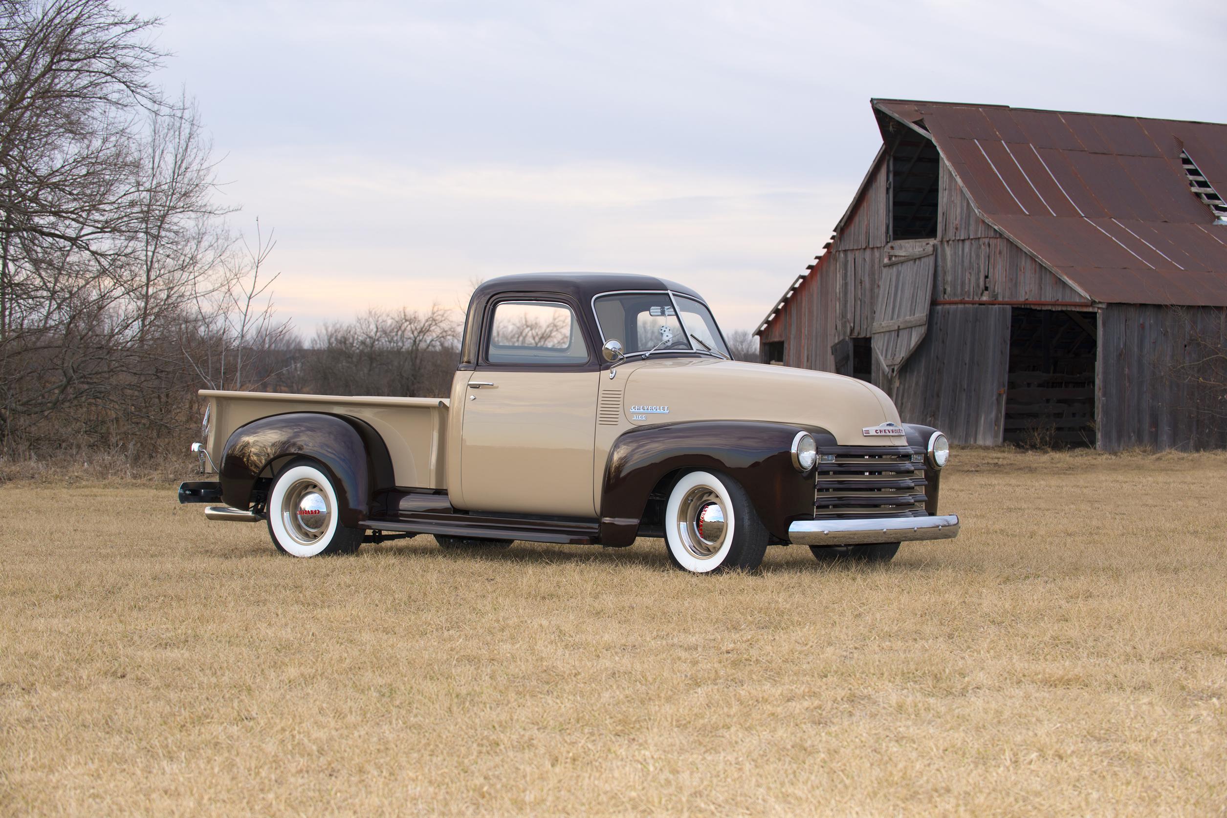 1948 Chevy Truck - Kultured Customs